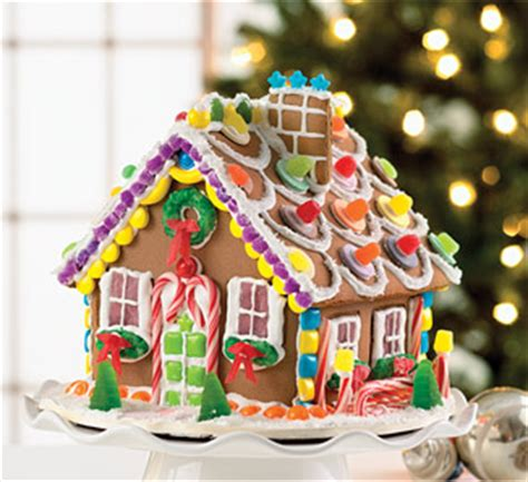 christmas gingerbread house decoration ideas gingerbread house decorating tips king arthur flour