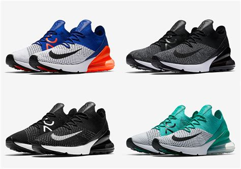 sneakers releases nike air max 270 flyknit release info official images