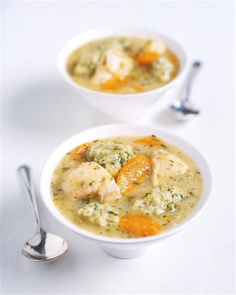 recipe for hearty turkey soup with parsley dumplings glorious soup recipes