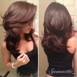 ponytail haircut for layers front an top des coupes de cheveux tendances 224 essayer en 2015 20