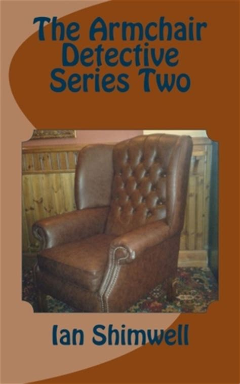 armchair detectives the armchair detective series two series collections 2
