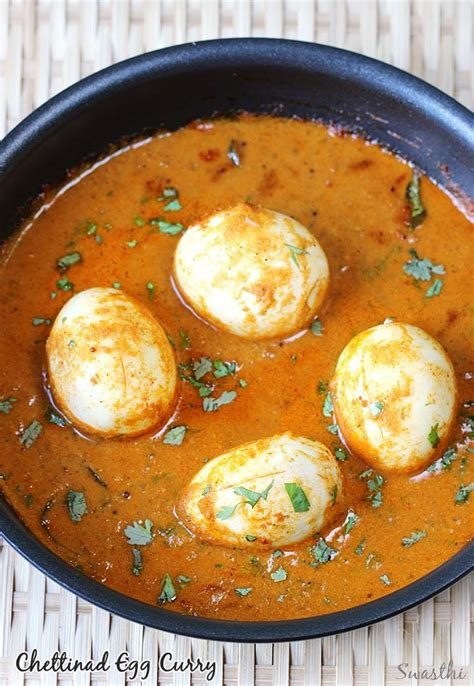 chettinad egg curry recipe south indian egg curry recipes