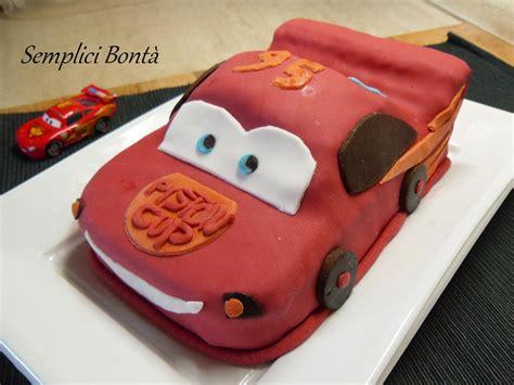 torta di cars torta di compleanno cars semplici bonta