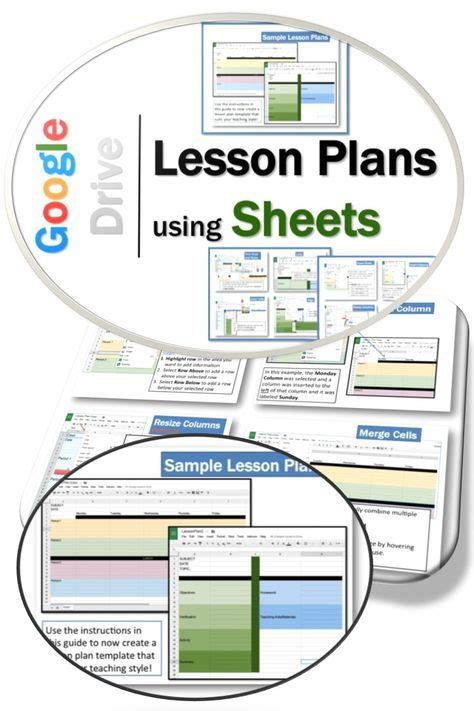 Spreadsheet Lesson Plans For High School by 17 Best Ideas About Lesson Plan Format On