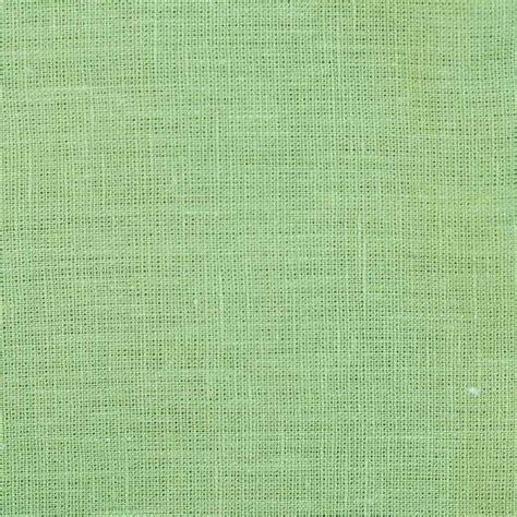 Light Green Stonewashed Linen Fabric 245 G M2 Baltic Flax