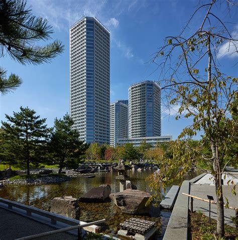 tower residence futakotamagawa rise tower residence building a the