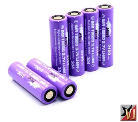 Efest Battery Soft For 3x18650 Original vapor joes daily vaping deals back in stock efest 2100mah 18650 30 batteries 8 99