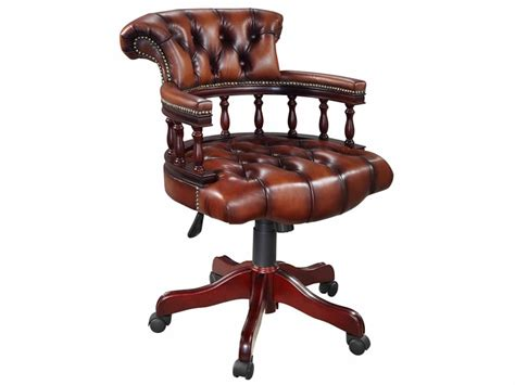 Captain S Swivel Chair Chesterfield Lounge Swivel Captains Chairs