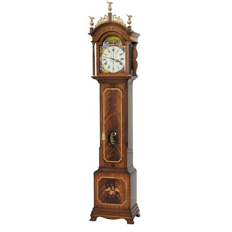 Clock Home Decor George Washington Grandfather Clock Grandfather Clocks Clocks Home Decor Scullyandscully