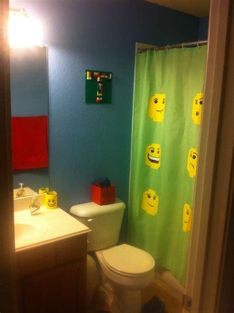 lego bathroom ideas top 7 geeky bathroom designs