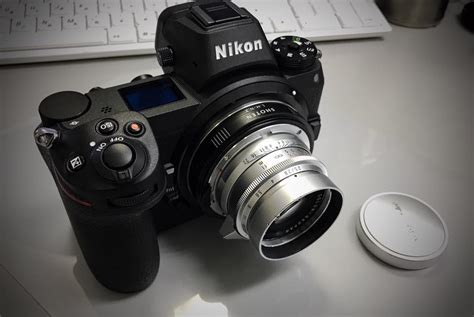 Third Nikon Lm 10 coming soon shoten lm nz lens adapter leica m lenses to