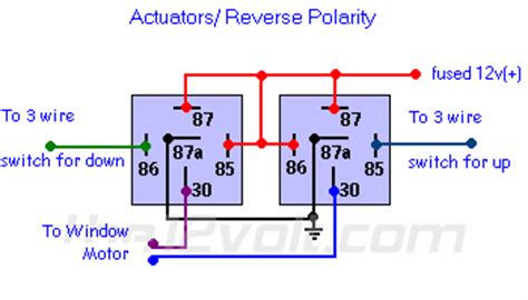 wiring relays for power windows rx7club