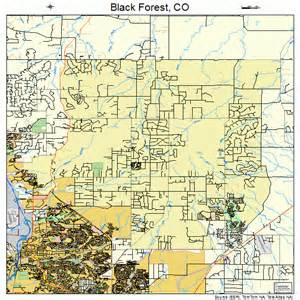 black forest colorado map black forest colorado map 0806970