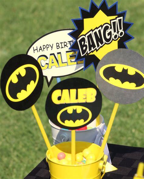 batman centerpieces ideas best 25 batman centerpieces ideas on decorations batman