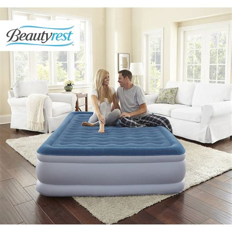 blow up beds walmart queen blow up mattresses walmart com