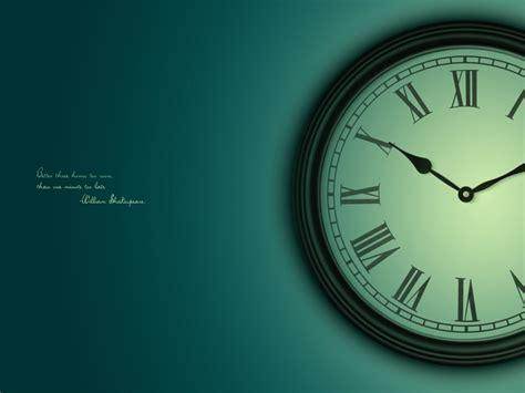 Laptop Wallpaper Clock   clock wallpapers hd wallpup com