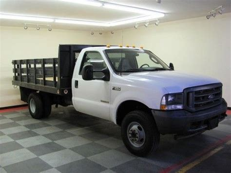 F350 Bed by Buy Used 2003 Ford F350 Powerstroke Diesel 4 Wheel Drive