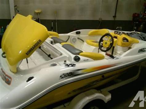 2002 bombardier sea doo jet boat 2002 sea doo sportster lt jet boat for sale in kimball