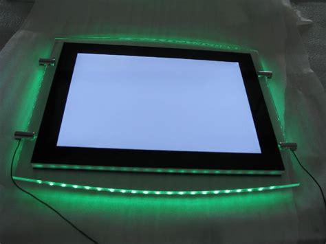 slim light box led combined crystal led slim light box jp s b jump china