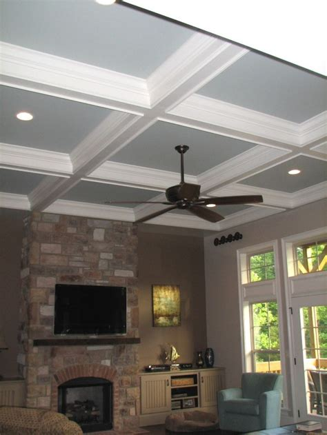 17 best images about coffered ceilings on copper ceilings and green walls