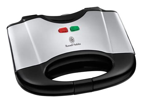 Toaster Panini Russell Hobbs 2 Portion Sandwich Toaster 17936 Stainless