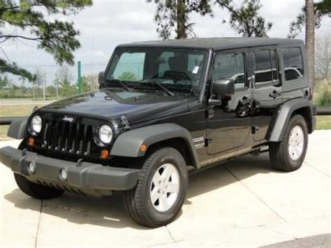 2010 Jeep Wrangler Specs 2010 Jeep Wrangler Unlimited Sport Data Info And Specs