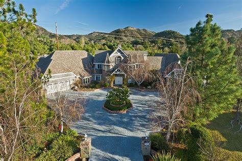 Duplex Designs Agoura Hills Estate Aerial Chad Jones Photography