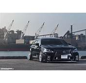 Lexus LS460  VIP Stanced Pinterest Cars