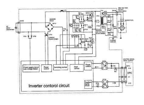 microwave oven schematic diagram microwave oven schematic microwave schematic diagram j