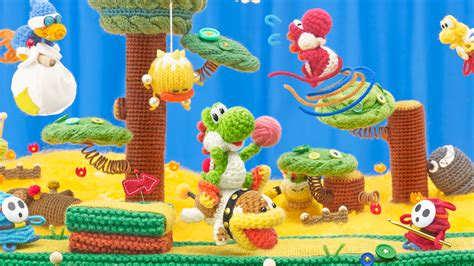 world s yoshi s woolly world review expert reviews