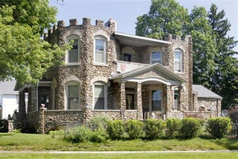houses for rent in battle creek mi royalty on a budget the penniman castle lists for 165k realtor com 174