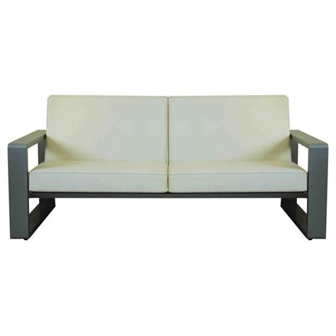 job couch dainfern two seat sofa patio life