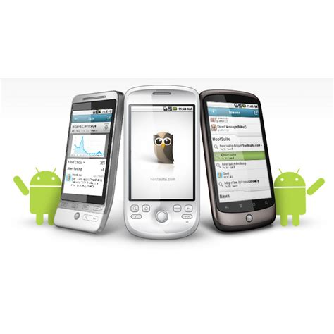 hootsuite now available for android - Hootsuite For Android