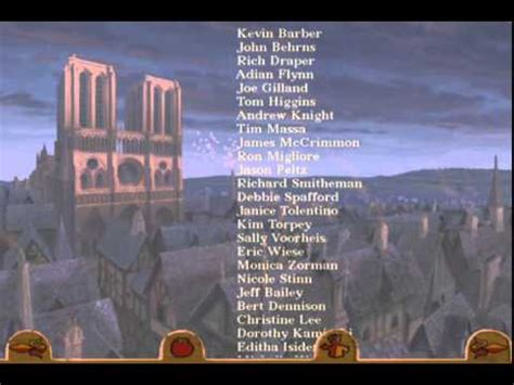 notre dame end of game song lyrics ending credits disney s the hunchback of notre dame