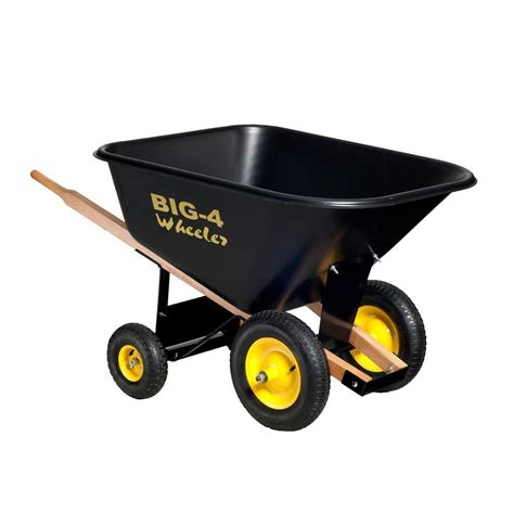 ace hardware wheelbarrow wheelbarrows wheelbarrows yard carts the home depot