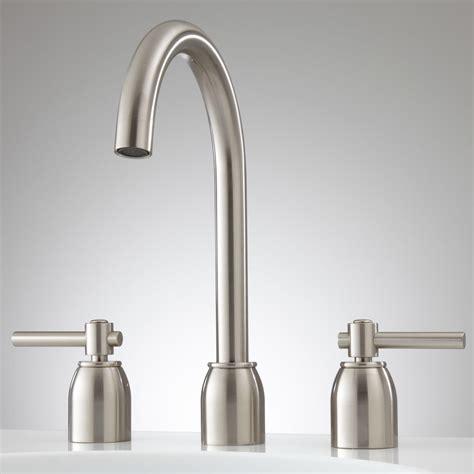 widespread bathroom faucets cortland widespread bathroom faucet bathroom