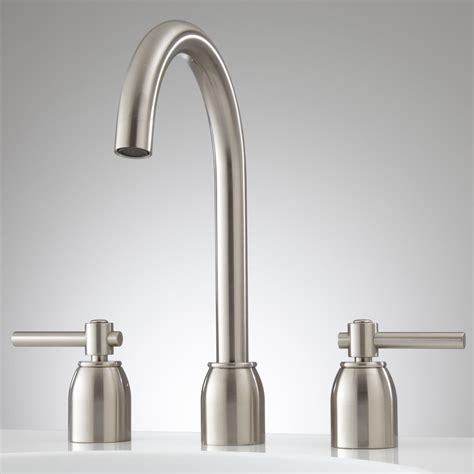 cortland widespread bathroom faucet modern faucets