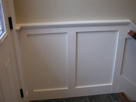 Wainscoting Boxes Lomonaco S Iron Concepts Home Decor December 2010