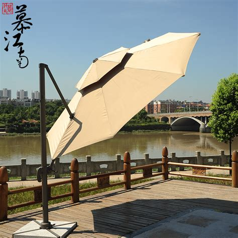 Large Umbrella For Patio Outdoor Patio Furniture Outdoor Leisure Umbrella Rome Umbrella Umbrellas Large Garden Folding