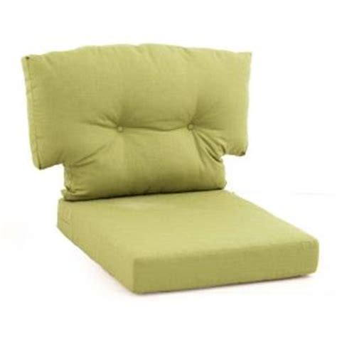 Martha Stewart Patio Furniture Replacement Cushions Martha Stewart Living Charlottetown Green Bean Replacement Outdoor Swivel Chair Cushion 89 55644