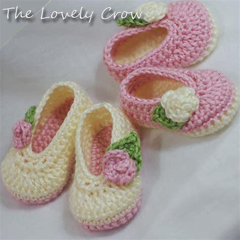 crochet baby ballet slippers free pattern baby ballet slippers crochet pattern for baby rosey by
