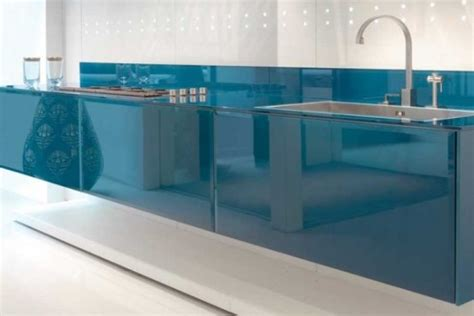kitchen glass design how to tell the quality of a gloss kitchen