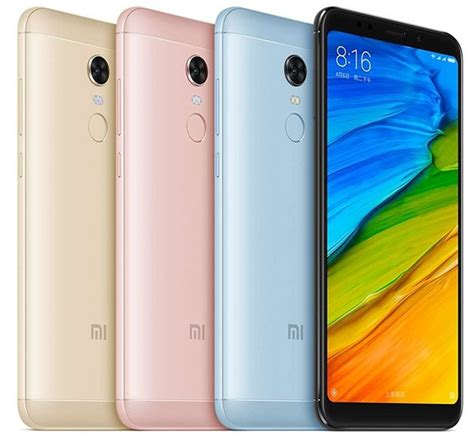 Handphone Xiaomi Tabloid Pulsa pulsa spesifikasi xiaomi redmi 5 plus 64gb
