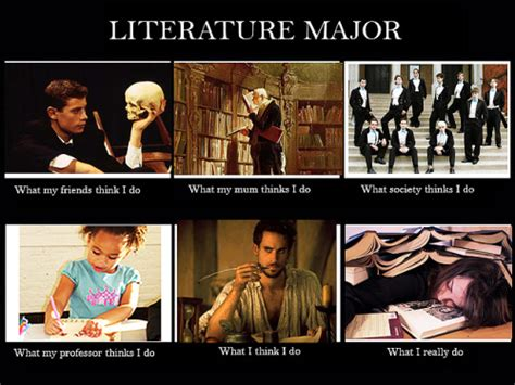 English Student Meme - what i really do meme tumblr