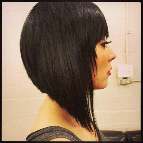diagonally bob 1000 ideas about diagonal forward haircut on 1000 ideas