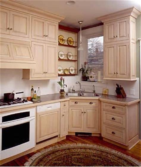 small corner kitchens corner sink love the whole design my future home