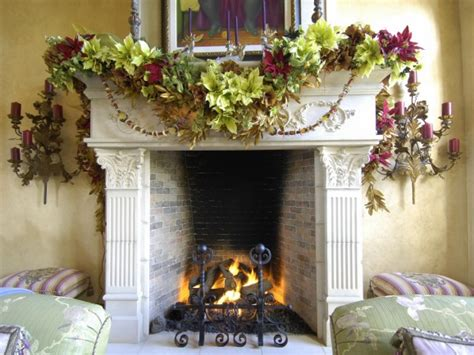 elegant mantel decorating ideas photos hgtv
