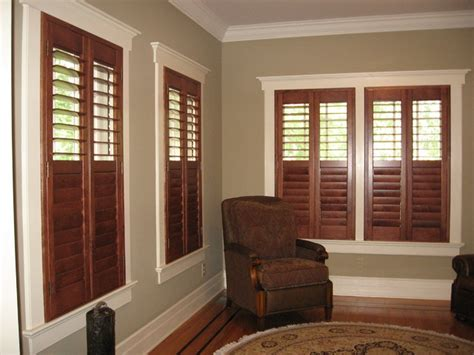 wood trim vs white trim asap blinds residential projects traditional family