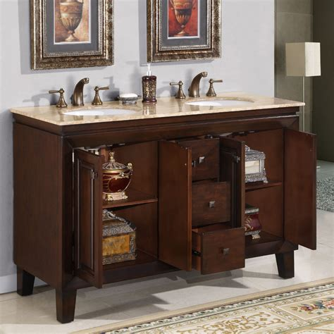 Vanity In Bathroom How To Get Cheap Bathroom Vanity Cabinets Designforlife S Portfolio