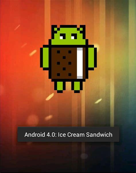 android 4 0 icecream sandwich mensagem sat 226 nica nos celulares android
